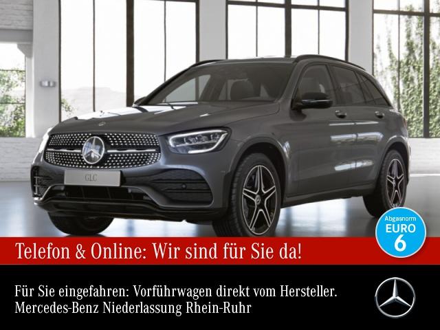 Mercedes-Benz GLC 220 d 4M AMG+Night+LED+Kamera+Keyless+9G, Jahr 2021, Diesel