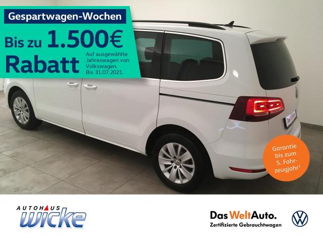 Volkswagen Sharan 1.4 TSI Comfortline 7.Sitzer Navi Klima, Jahr 2020, Benzin