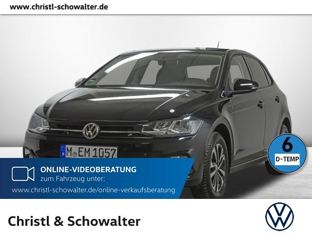 Volkswagen Polo IQ.DRIVE 1.0 TSI OPF Navi ACC Parkassistent, Jahr 2020, Benzin