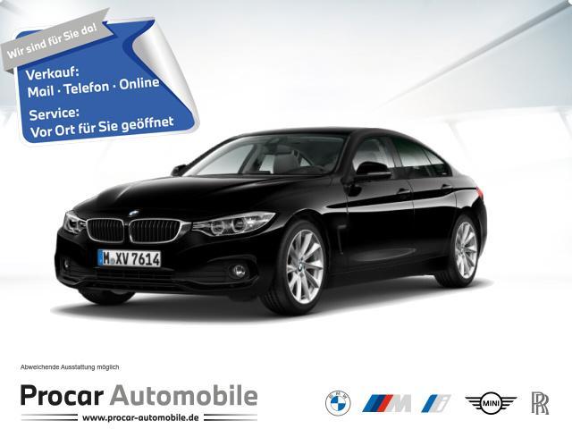 BMW 420 Gran Coupe D ab 1% (HeadUp Kurvenlicht Xenon Bluetooth Navi), Jahr 2017, Diesel