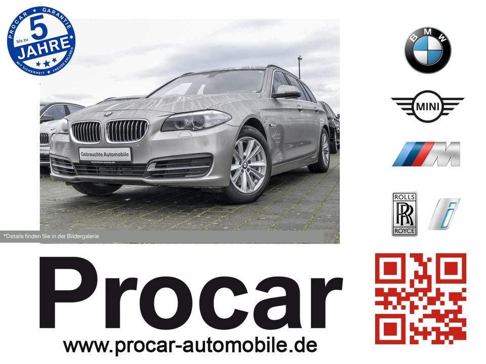 BMW 528i Touring Aut. Navi Xenon Hifi Rückfahrkamera, Jahr 2016, petrol