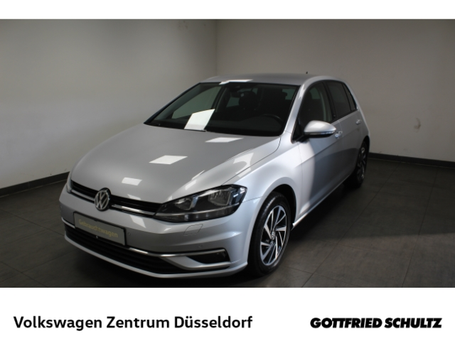 Volkswagen Golf Sound 1.5 TSI *Navi*Kamera*ACC*VZE*SHZ*Alu*, Jahr 2017, Benzin