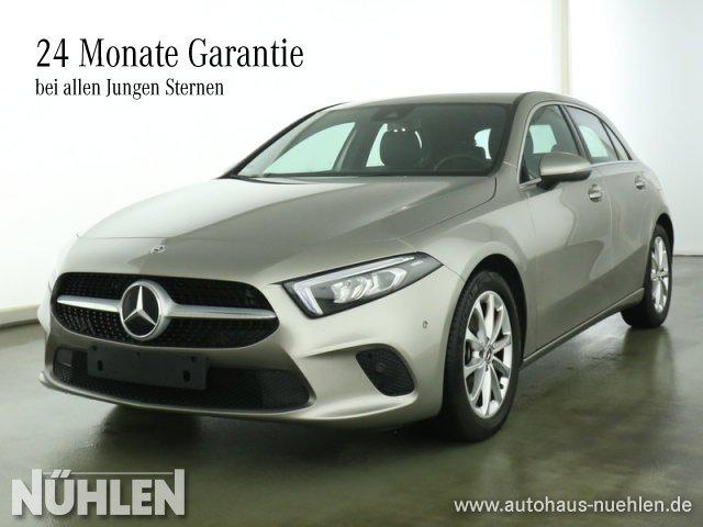 Mercedes-Benz A 180 d Kompaktlimousine Progressive+LED+Sitzhzg, Jahr 2019, Diesel