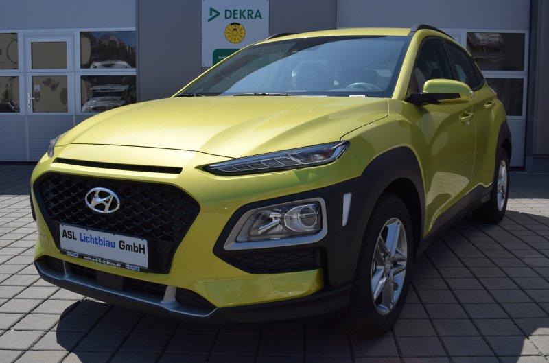 Hyundai Kona 1.0 T-GDi Trend WKR Navi SHZ, Jahr 2018, Benzin
