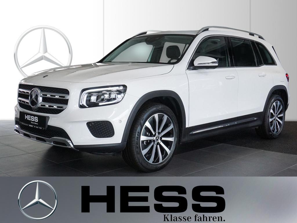 Mercedes-Benz GLB 250 4MATIC LED+Kamera+PDC, Jahr 2019, Benzin