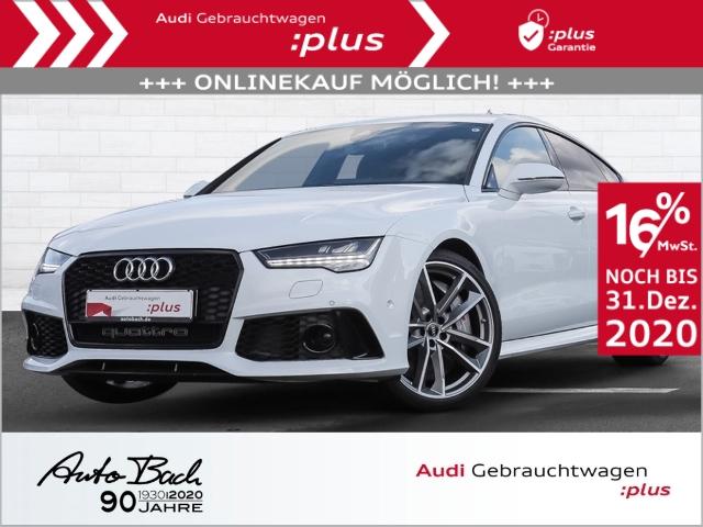 Audi RS7 4.0TFSI Navi Matrix ACC HUD BOSE, Jahr 2017, Benzin