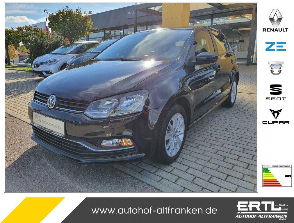 Volkswagen Polo 1.0 (Blue Motion Tech.) Comfortline NAVI, Jahr 2014, Benzin
