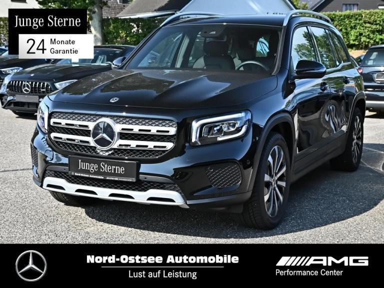 Mercedes-Benz GLB 200 Navi LED MBUX AHK Sitzhzg Rückfahrkamera, Jahr 2020, Benzin