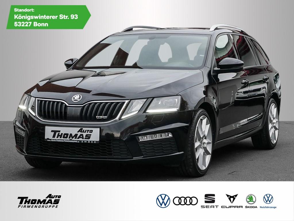Skoda Octavia Combi RS 2.0 TDI *LED*NAVI*PANO*KLIMA*, Jahr 2017, Diesel