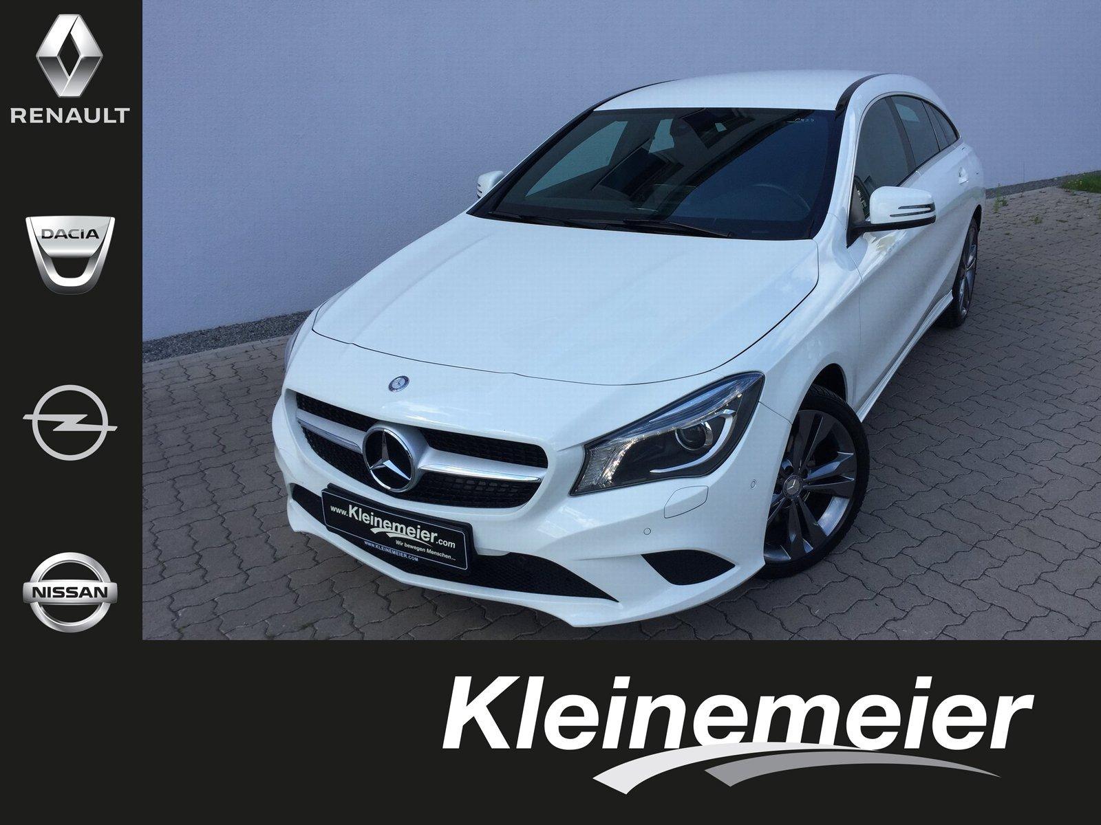Mercedes-Benz CLA 180 Shooting Brake*Navi*PDC*SZH*Allwetter*, Jahr 2015, Benzin