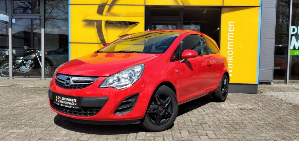 Opel Corsa 1.2 16V ecoFLEX Selection *Navi/Allwetter*, Jahr 2013, Benzin
