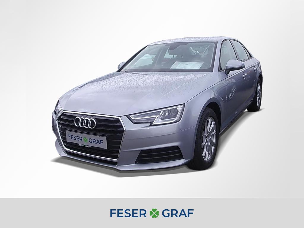 Audi A4 finanzieren