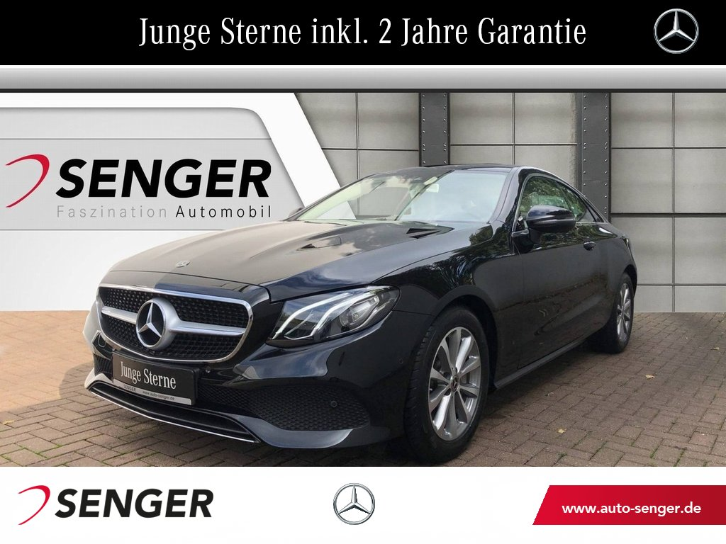 Mercedes-Benz E 300 Coupe Avantgard Business Panorama COMAND, Jahr 2019, Benzin