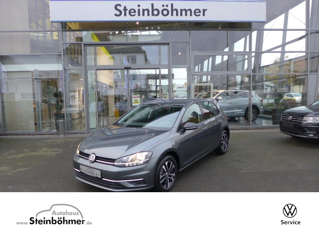 Volkswagen Golf IQ.DRIVE 1.6TDI App-Conn BlindSpot Parklenk., Jahr 2019, Diesel