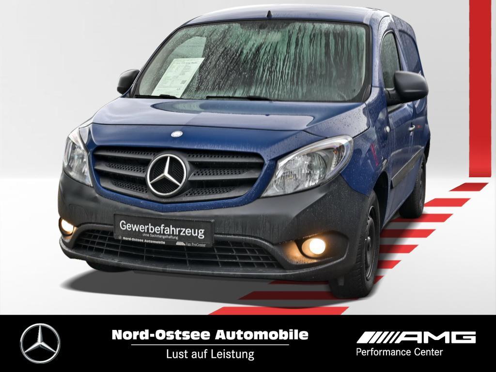 Mercedes-Benz Citan 111 lang Radio Holzfußboden, Jahr 2015, diesel