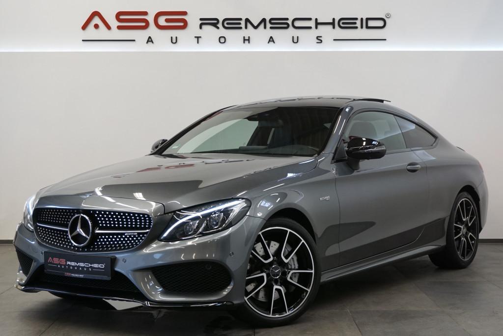 Mercedes-Benz C 43 AMG Coupe *Perf. AGA *Pano *H-UP *Schale *, Jahr 2016, Benzin