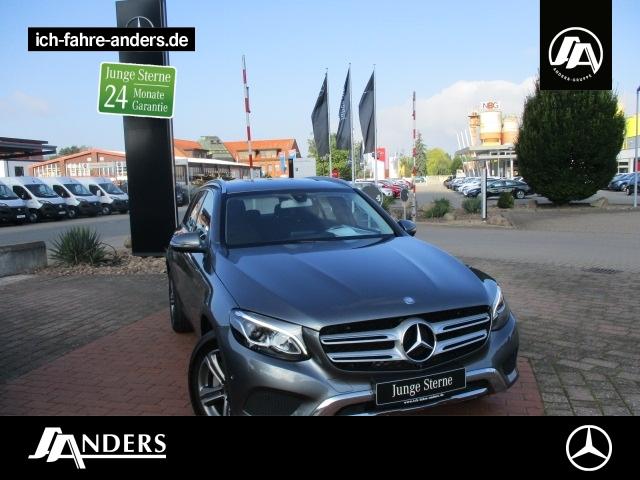 Mercedes-Benz GLC 250 d 4M OFF-ROAD+Navi+SHZ+LED+EASY-PACK+360, Jahr 2017, Diesel