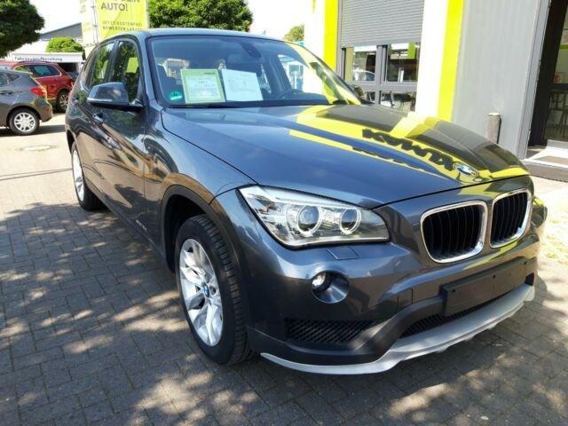 BMW X1 18 d sDrive Steptronic+Bi-Xenon+SHZ+1.Hand, Jahr 2014, Diesel