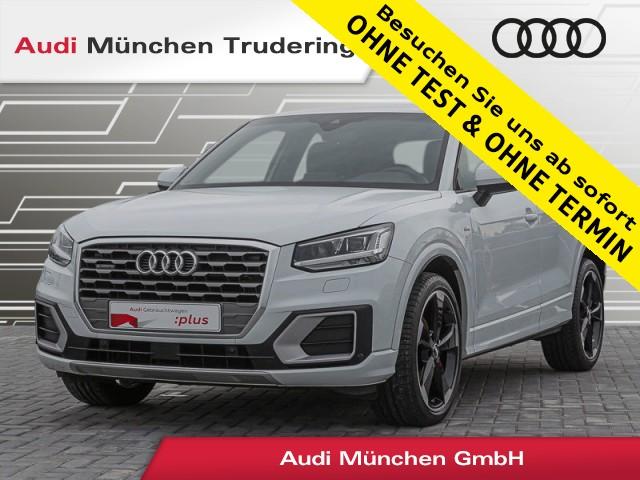 Audi Q2 2.0 TDI qu. S line/LED/Navi, Jahr 2018, Diesel