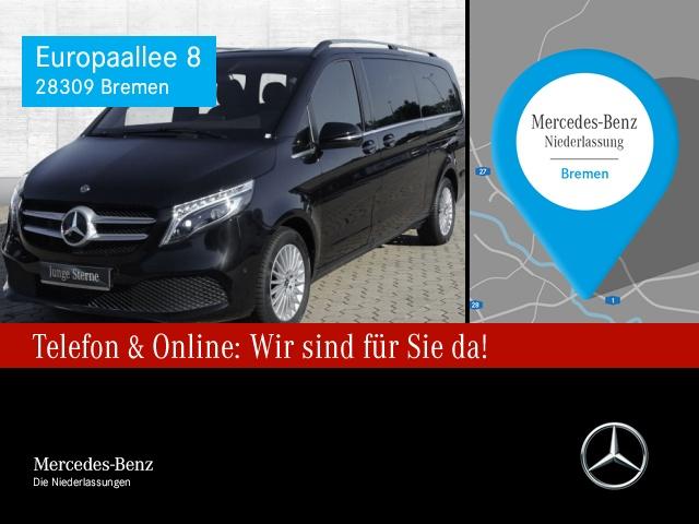 Mercedes-Benz V 250 d AVANTGARDE Extralang Standh. Kamera Navi, Jahr 2019, Diesel