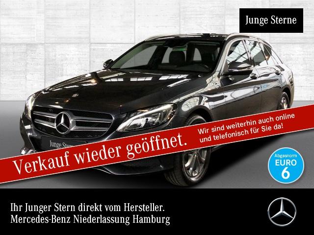 Mercedes-Benz C 300 T BT Hybrid Avantgarde COMAND HUD LED Kamera, Jahr 2015, Diesel