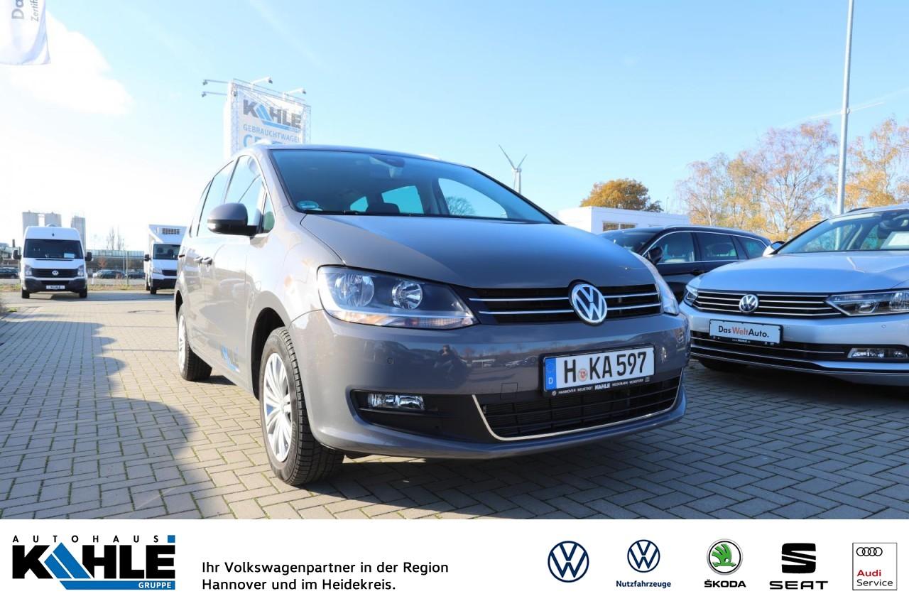 Volkswagen Sharan 1.4 TSI DSG JOIN 7-Sitzer Navi DAB Rückfahrk., Jahr 2019, Benzin