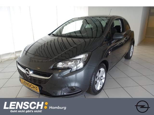 Opel Corsa Active 1.2 SITZ/LENKRADHZ+PARKPILOT+BT+USB, Jahr 2017, Benzin