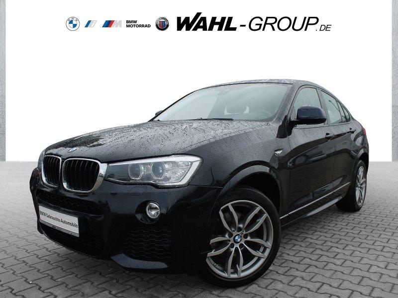 BMW X4 xDrive20d M-Paket 19 HUD Navi RFK 1.Hd, Jahr 2018, Diesel