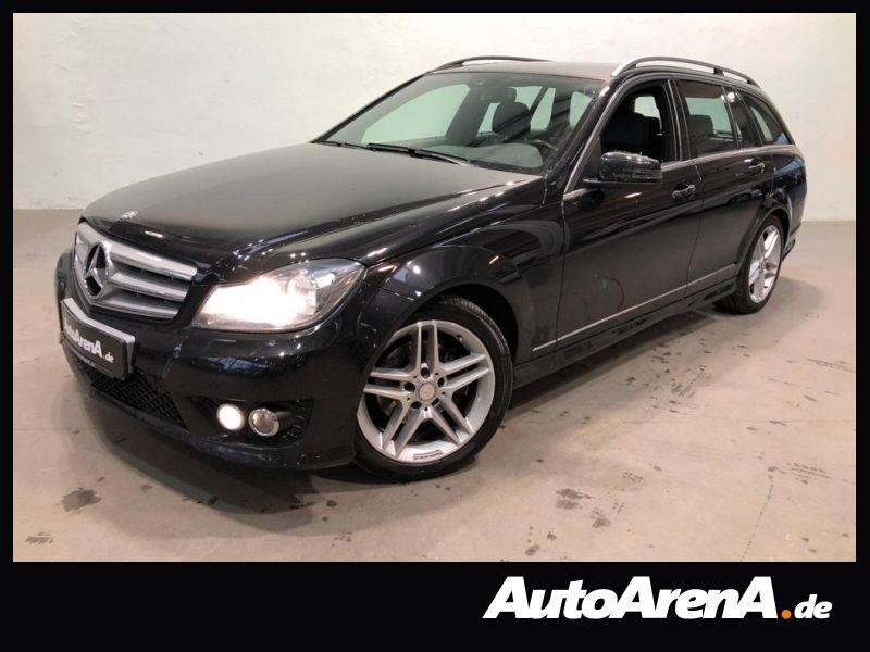 Mercedes-Benz C 250 CDI BE T AMG **COMAND/AHK/Sitzheizung, Jahr 2013, diesel