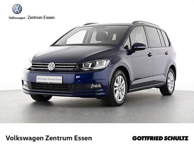 Volkswagen Touran Comfortline 2.0 TDI DSG 7Sitzer+Navi+Rückfahrkamera, Jahr 2020, Diesel