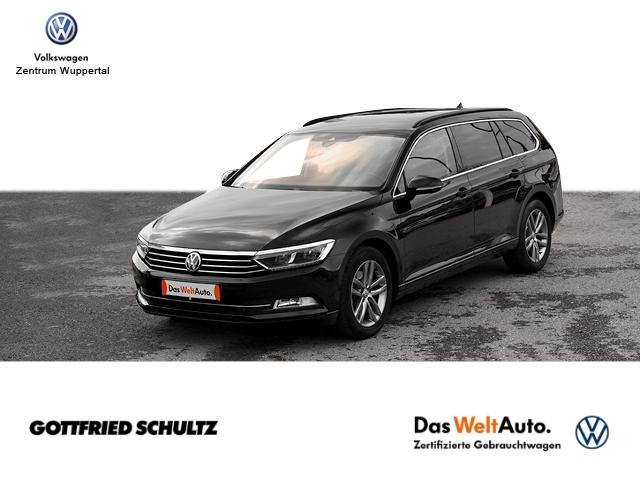 Volkswagen Passat Var 2 0 TDI DSG LED NAVI SHZ PDC KAMERA LM ZV, Jahr 2018, Diesel