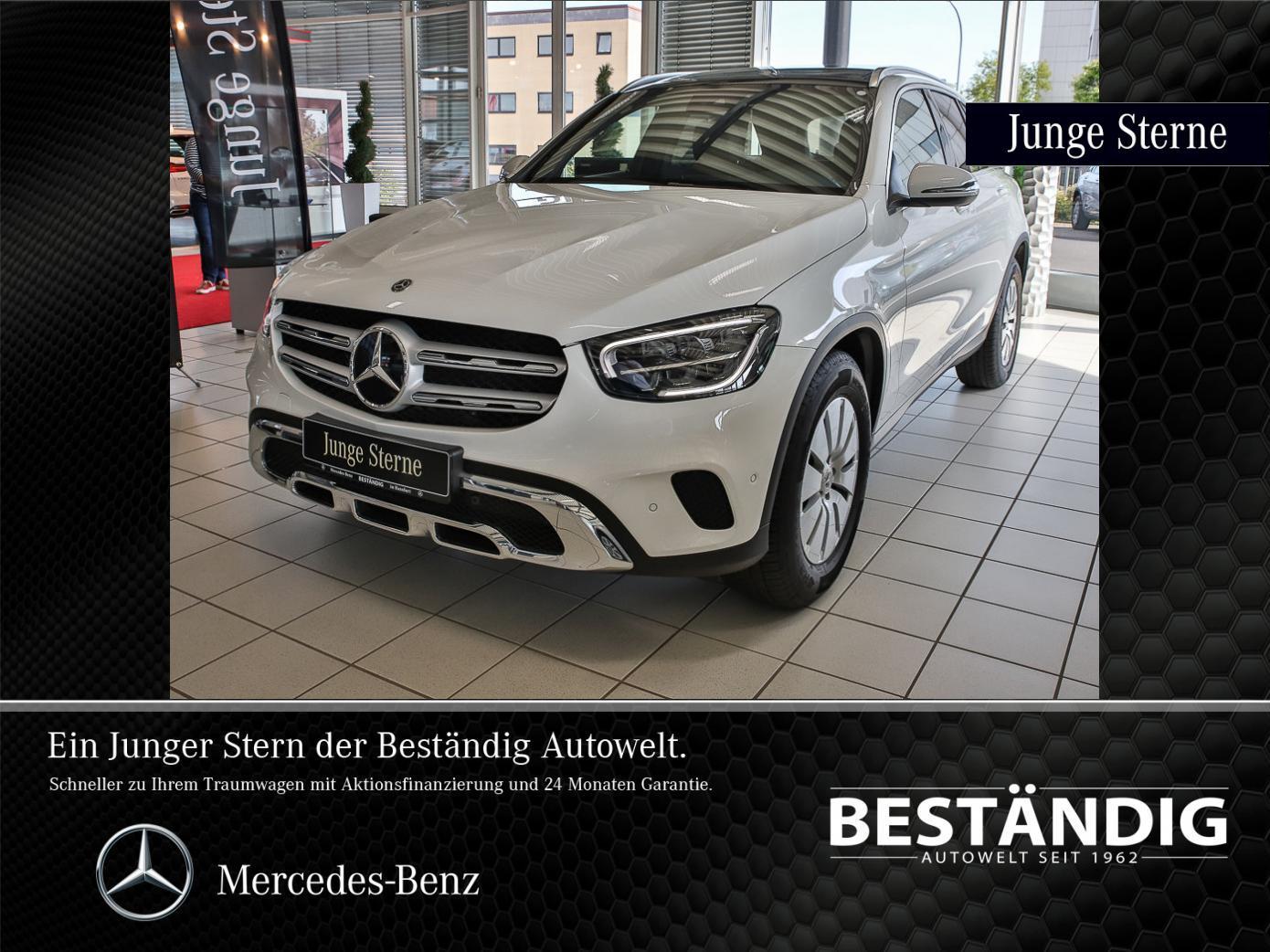 Mercedes-Benz GLC 200 4M Aut. AMG Int.*NAVI*TWA*PANO*SHZ*DAB+, Jahr 2019, Benzin