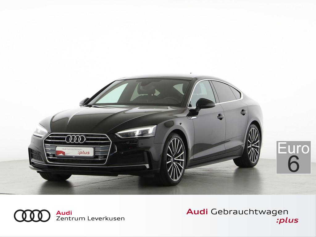 Audi A5 Sportback 2.0 TFSI sport S line, Jahr 2017, Benzin
