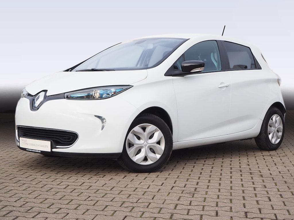 Renault ZOE LIFE zzgl.Batteriemiete BT KLIMA, Jahr 2017, Elektro