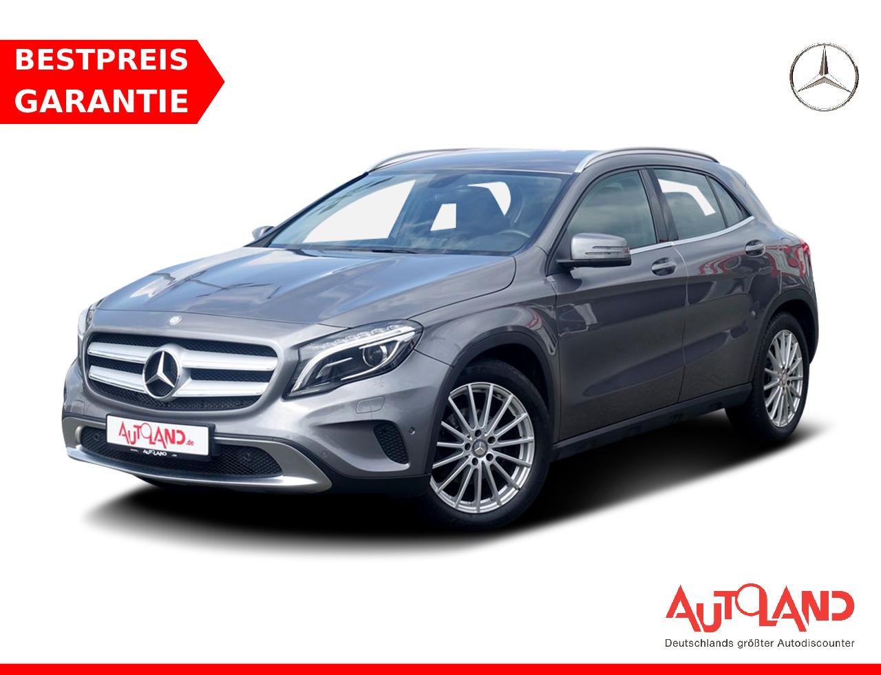 Mercedes-Benz GLA 200, Jahr 2014, Benzin