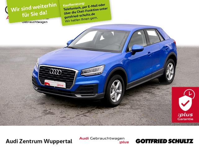 Audi Q2 1.0TFSI SHZ PDC LED MUFU BT FSE 16ZOLL ARMLEHNE, Jahr 2017, Benzin