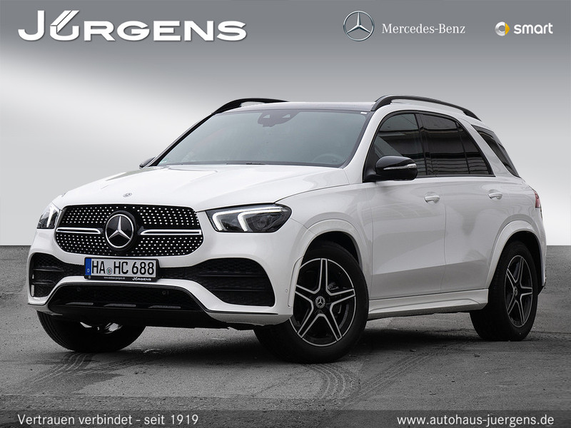 Mercedes-Benz GLE 300 d 4M AMG-Sport/Navi/ILS/Wide/Burm/Pano, Jahr 2019, Diesel