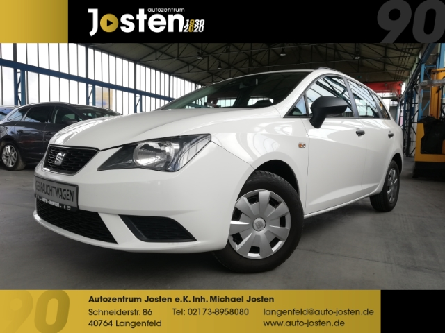 Seat Ibiza ST 1.2 Navigation KLima Audio CD/MP3, Jahr 2014, Benzin