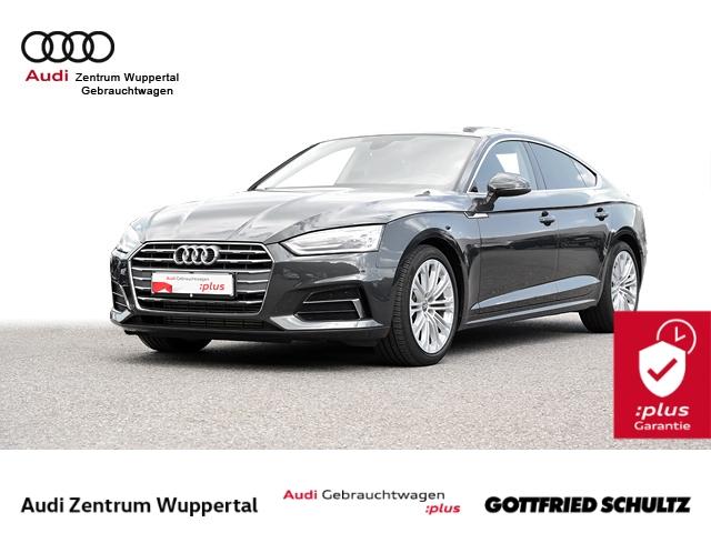 Audi A5 Spb 2.0TFSI CONNECT DRIVE SELECT XENO PDC SHZ MUFU 18ZOLL Sport, Jahr 2018, Benzin