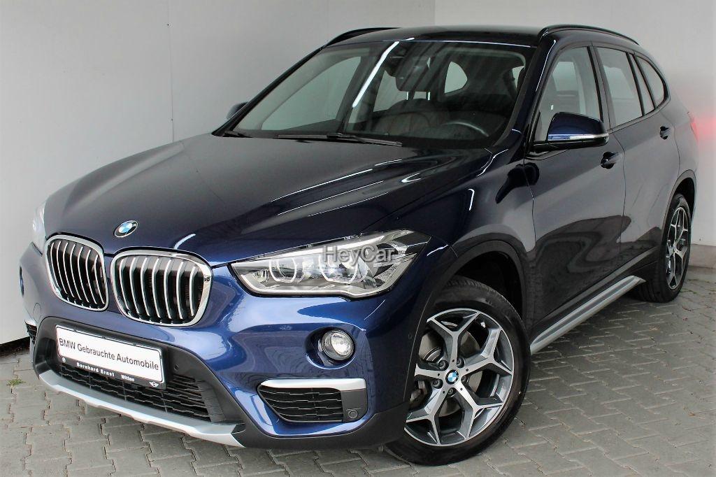 BMW X1 xDrive20i A xLine Aut. Klimaaut. Head-Up AHK, Jahr 2017, Benzin
