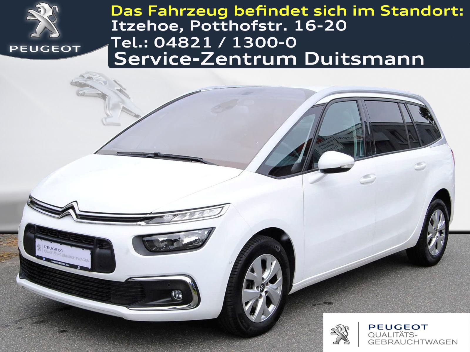 Citroën Grand C4 Picasso THP 165 Stop&Start EAT6 SELECTION, Jahr 2018, Benzin