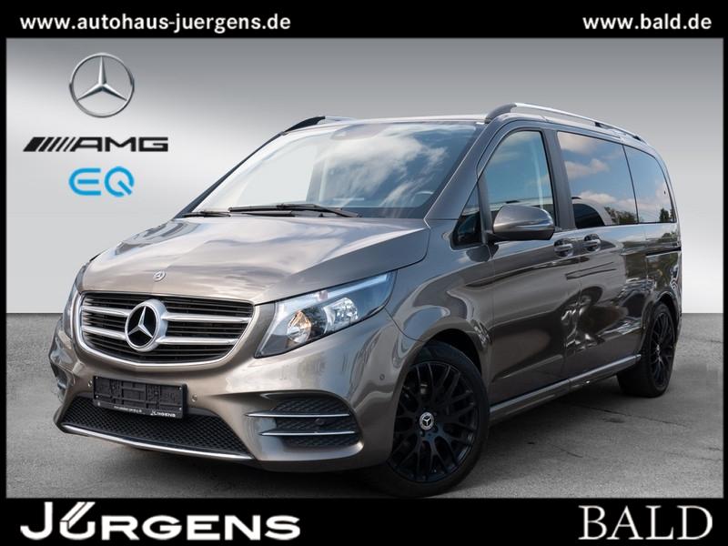 Mercedes-Benz V 220 d Edition Kompakt AMG Kamera Klima, Jahr 2018, Diesel