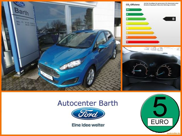 Ford Fiesta 1.0 EcoBoost SYNC Edition Bremsass, Jahr 2013, Benzin