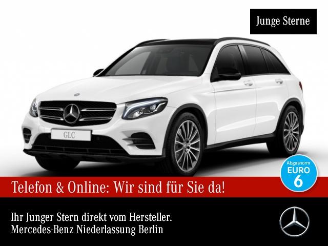 Mercedes-Benz GLC 250 4M AMG Pano COMAND LED Night Kamera EDW 9G, Jahr 2016, Benzin