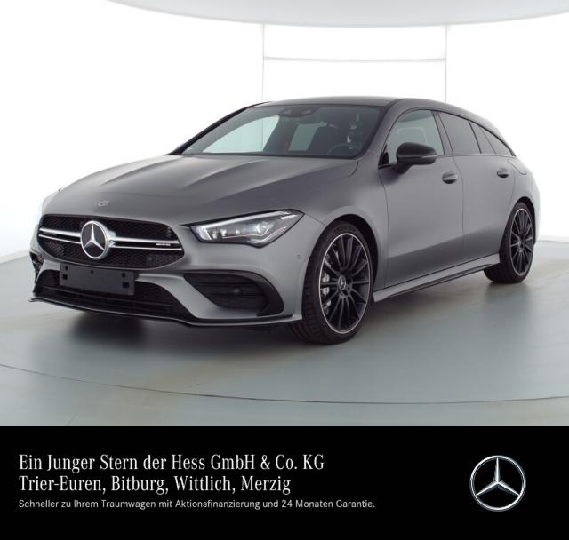 Mercedes-Benz CLA 35 4M SB AMG Aero Performance Night Distro, Jahr 2020, Benzin