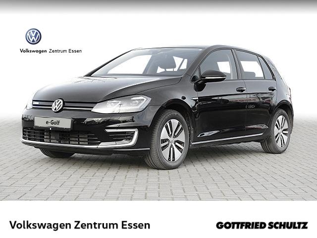 Volkswagen e-Golf Limousine Elektrofahrzeug, Jahr 2018, Benzin