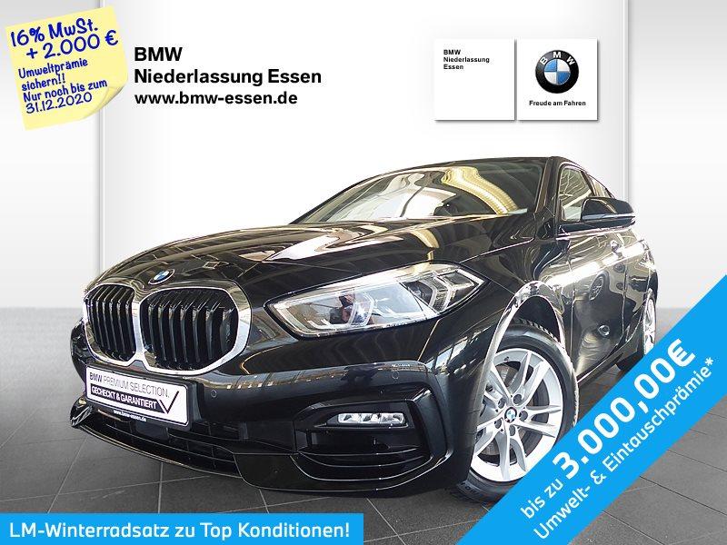 BMW 118i 5-Türer Sport Line, Jahr 2020, Benzin