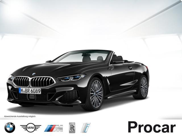 BMW M850i xDrive Cabrio 20'' DA Prof. PA+ B&W Laser, Jahr 2019, petrol