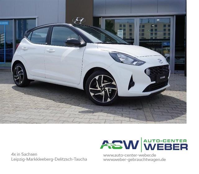 Hyundai i10 1.0 Trend, Jahr 2020, Benzin