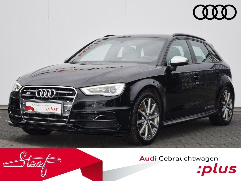 Audi S3 Sportback »2.0 TFSI qu. Leder Navi+ magnetic, Jahr 2014, petrol